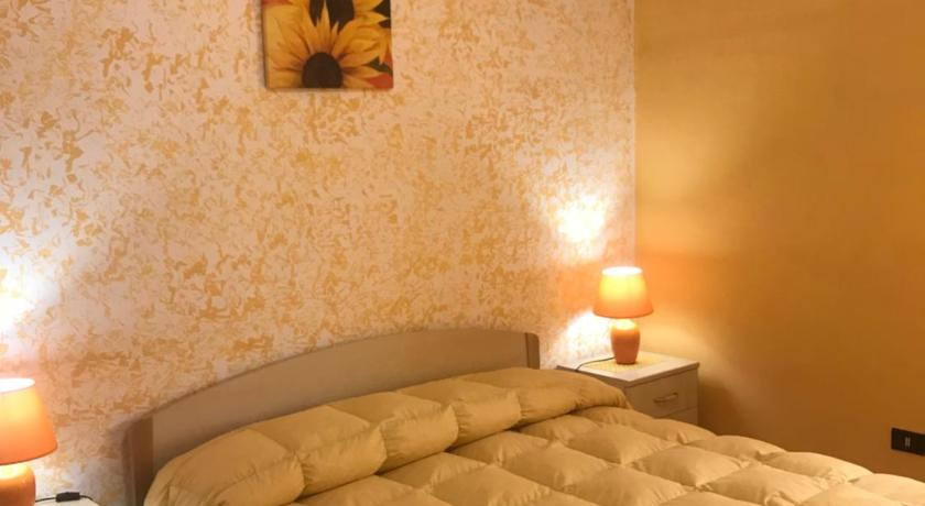 Double Room - Bed Bed & Breakfast Cilento