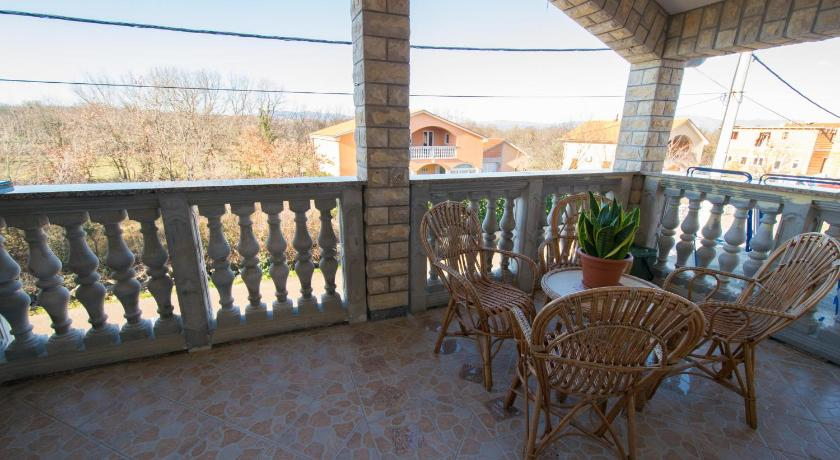 Balcony/terrace Apartment Hajdi