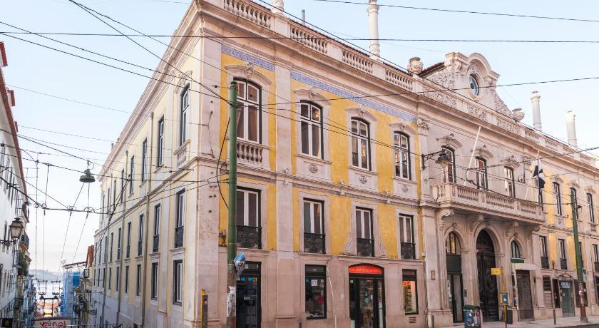 Palácio Camões - Lisbon Serviced Apartments Largo do Calhariz, 16A Lisbon