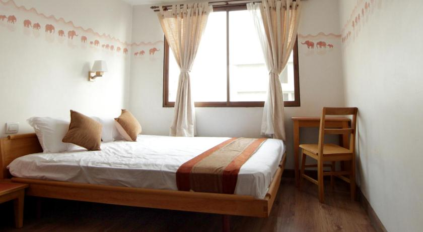Deluxe Double Room Homestay Nepal