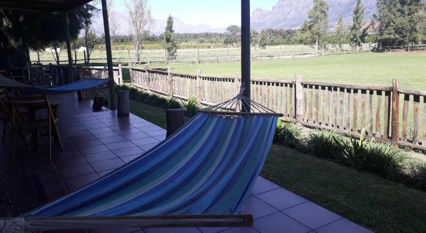 Standard Twin Room with Mountain View Cape Winelands Riding