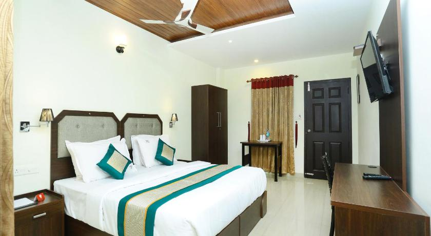 Standard Double or Twin Room Thekkady Cabanas