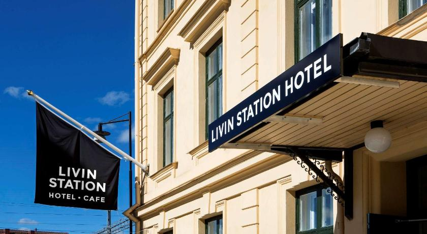More about Livin Station Hotel