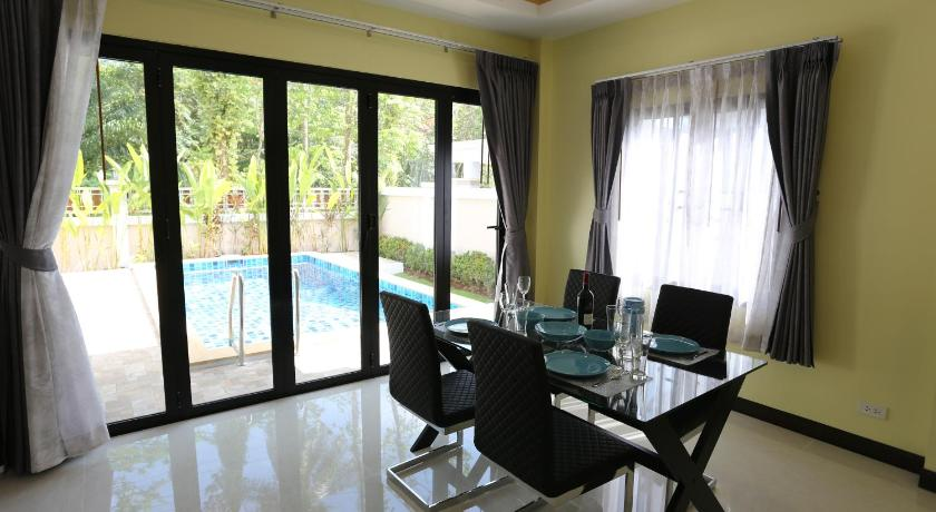 Baan Ping Tara Tropical Private Pool Villa