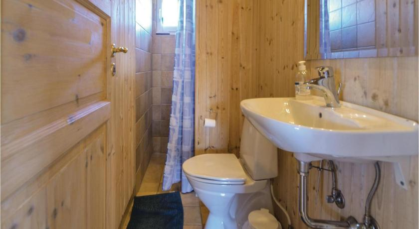 Bathroom Holiday home Toplærkevej