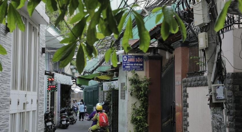 Two-Bedroom Apartment - Surrounding environment The old Saigon