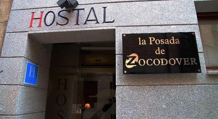 Hostal la posada de Zocodover Cordonerias, 6 Toledo