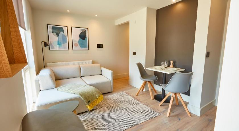 The Skyline Loft Modern Manchester City Centre Apartment