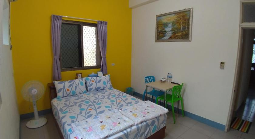 Standard Double Room with Shared Bathroom - Guestroom Oceanview B&B