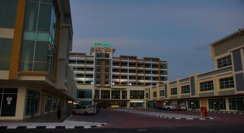 MH Sentral Hotel Sg Siput - photos, opinions, book now, Ipoh