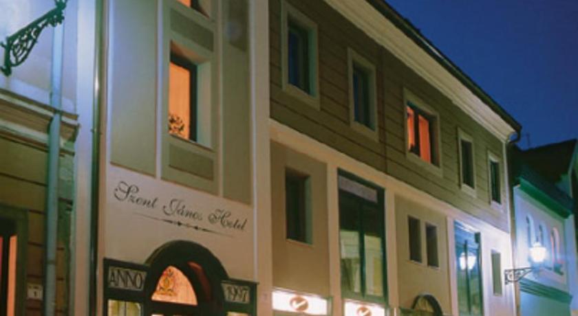 Szent János Hotel Szent János u. 3 Eger