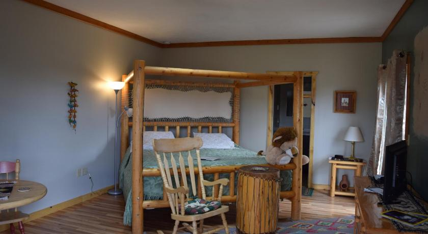 Deluxe King Room - Non-Smoking The Inn of Escalante - Adults Only