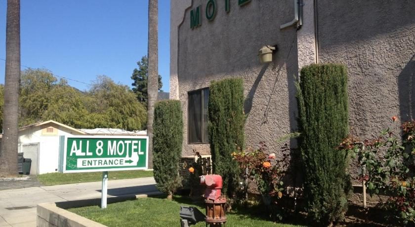 More about All 8 Motel