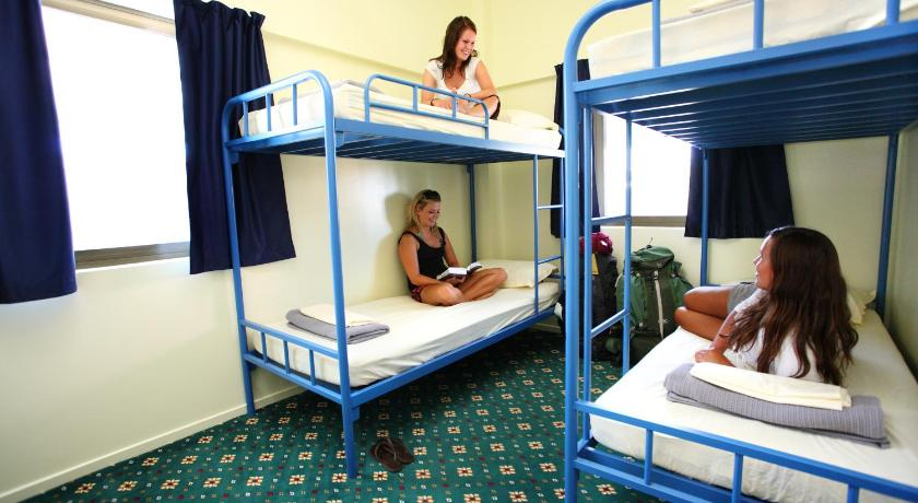 Bed in 4-Bed Mixed Dormitory Room - Bed Chill Backpackers