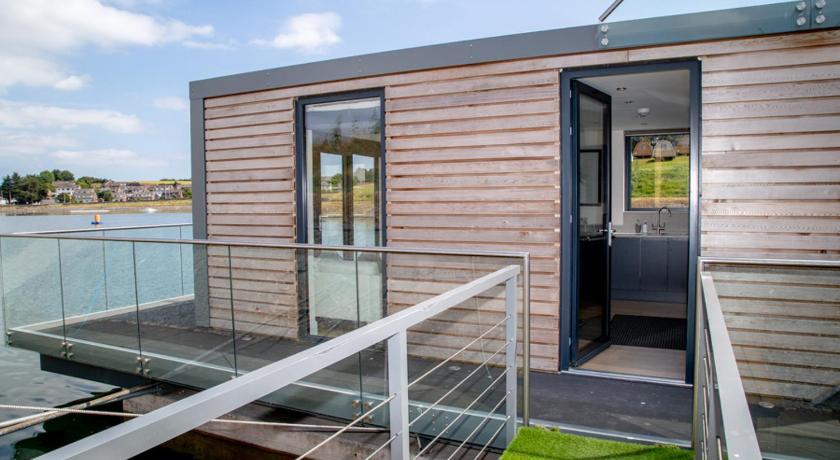 Let S Go Hydro Luxury Boathouse Belfast Knockbracken Reservoir