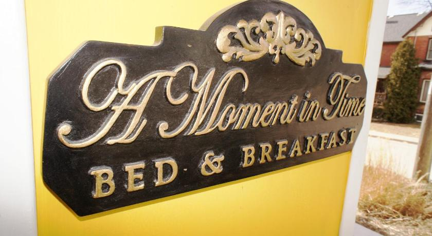 A Moment in Time Bed and Breakfast 5982 Culp Street Niagara Falls