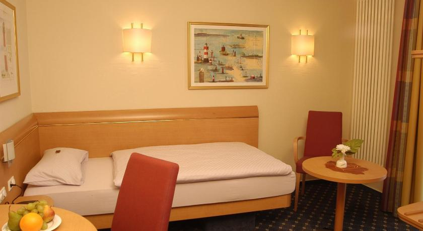 Single Room - Guestroom Hotel Prinz Heinrich