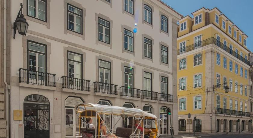 Baixa Apartments by linc - Lisbon | Bedandbreakfast eu