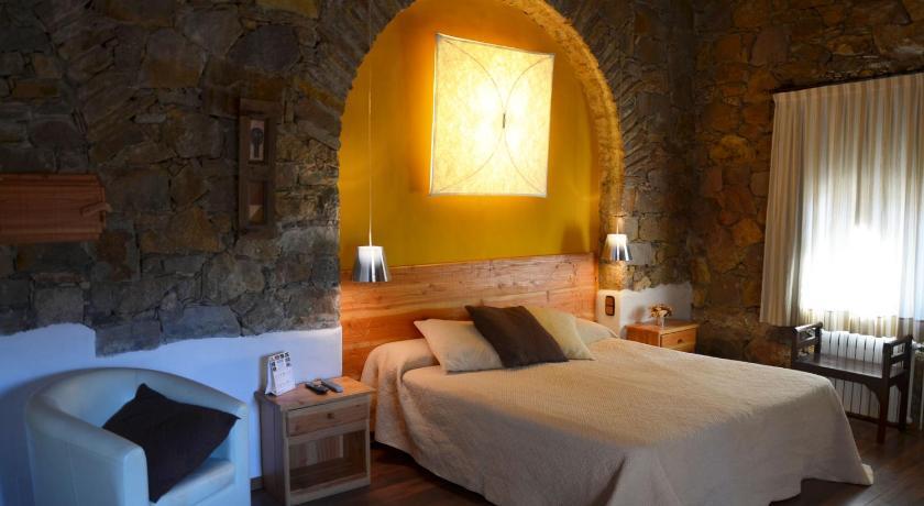 Hotel Galena Mas Comangau 43