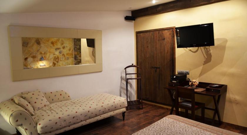 Hotel Galena Mas Comangau 59