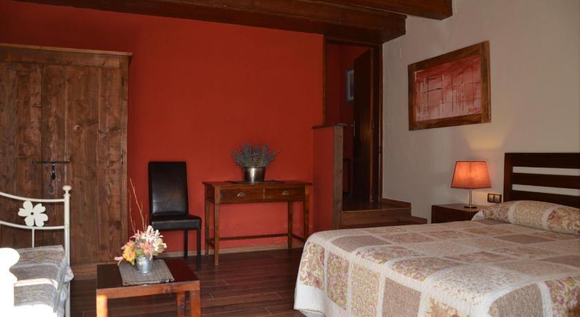 Hotel Galena Mas Comangau 50