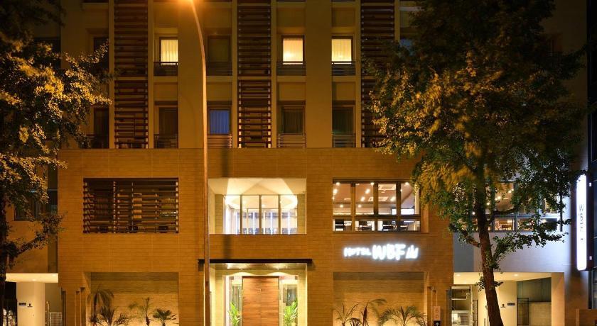 博多 WBF格蘭德飯店(2018年8月1日開業)Hotel WBF Grande Hakata