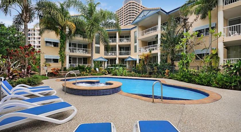 Surfers Beach Holiday Apartments 1/33 Beach Parade, Surfers Paradise Gold Coast