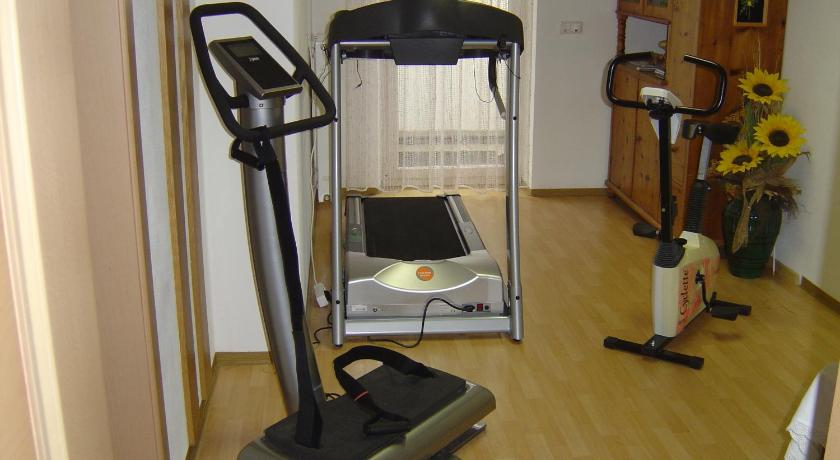 fitnesscentrum Pension Villa Claudia Augusta