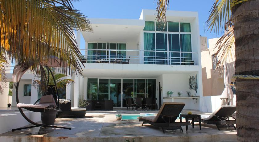 Villa Mercedes - Chicxulub Puerto   Bedandbreakfast eu