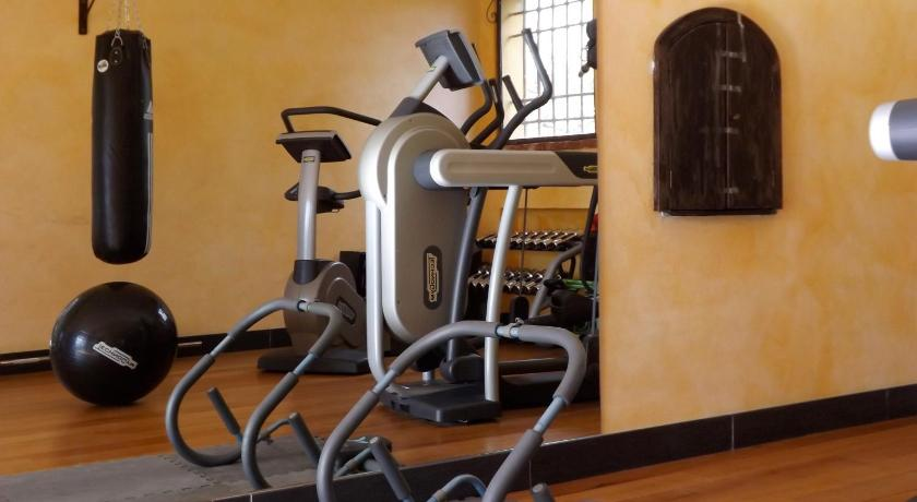 Fitnesscenter Resort La Ghiaia