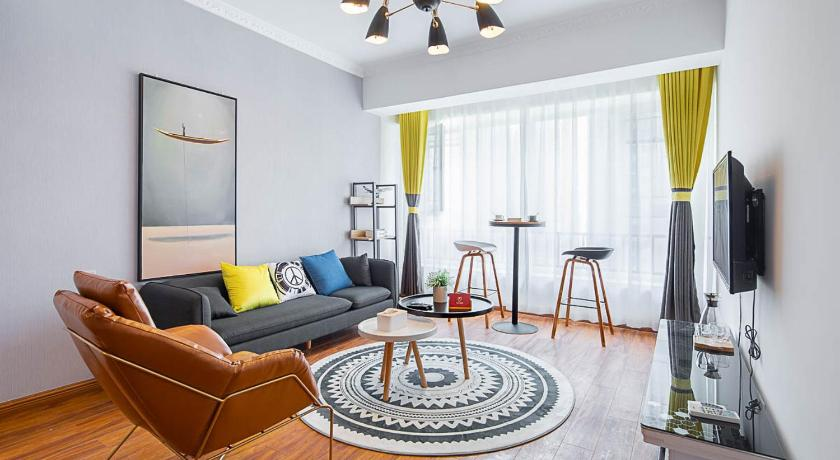 Changsha Kaifu·Beichen Delta· Locals Apartment 00155810
