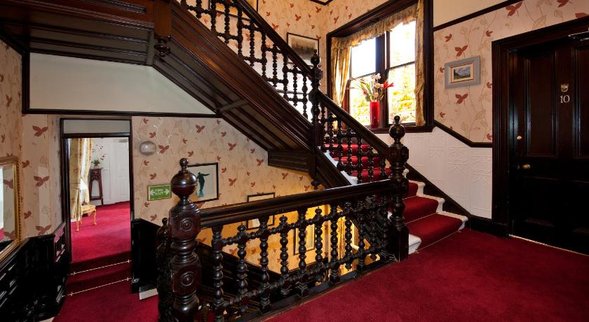 Lobby Glenrigh Guest House - Adults Only
