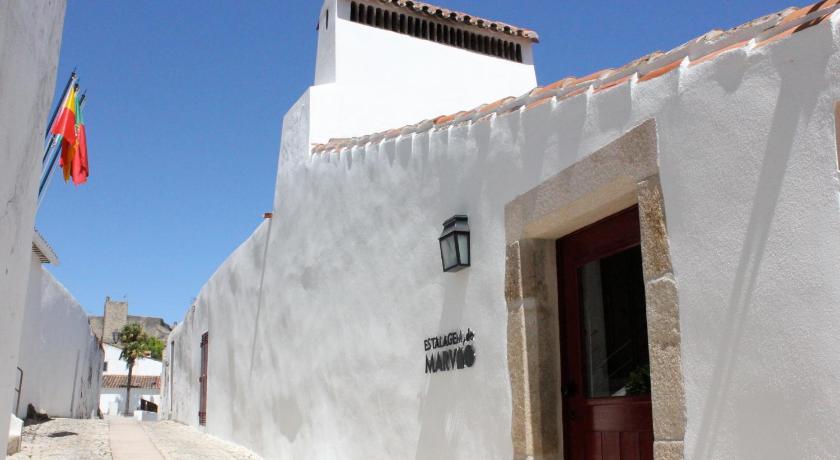 Estalagem de Marvão - Casa de Campo Rua do Espírito Santo 1 Santo António das Areias