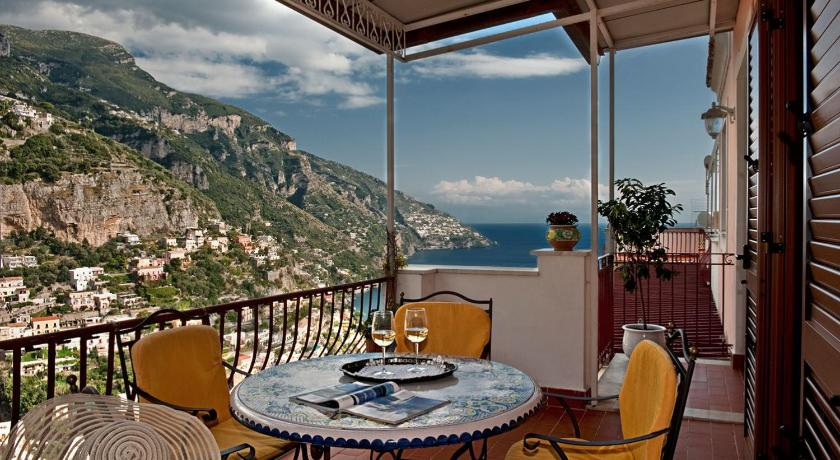 Best Price on Casa Le Terrazze in Positano + Reviews