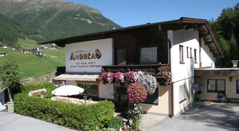 Pension Andreas Granbichlstraße 35 Sölden