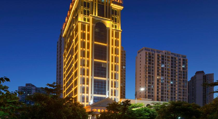 Повече за Vienna International Hotel Beihai Yintan Wanda