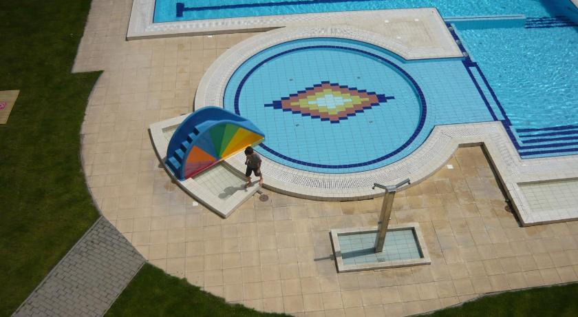Swimming pool Wellness Apartmanok