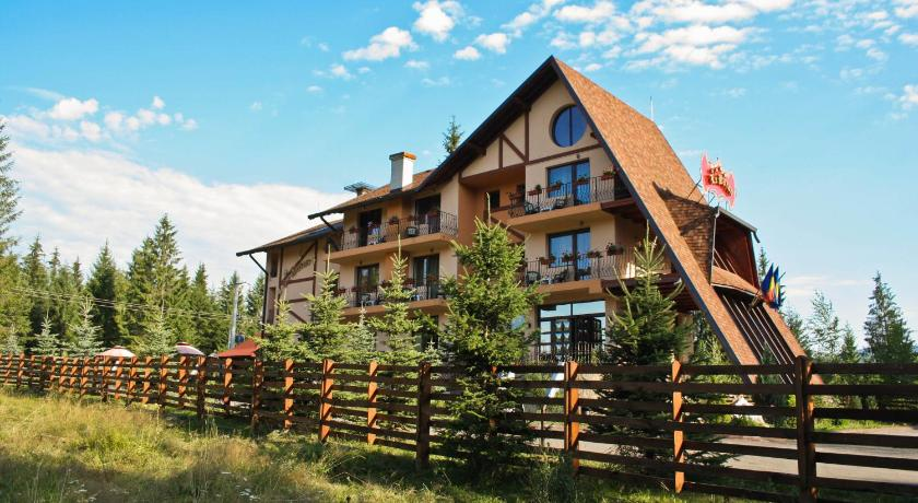 Rural accommodation at  Complex Turistic Le Baron