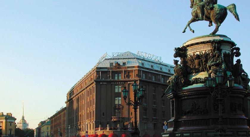 Rocco Forte Astoria Hotel