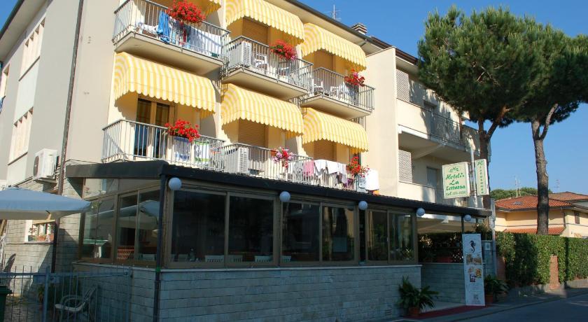 Hotel Ristorante La Terrazza - Lido di Camaiore | Bedandbreakfast.eu