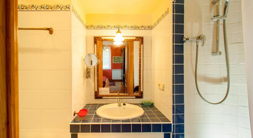 Double or Twin Room - Bathroom Casa Rural Mailan