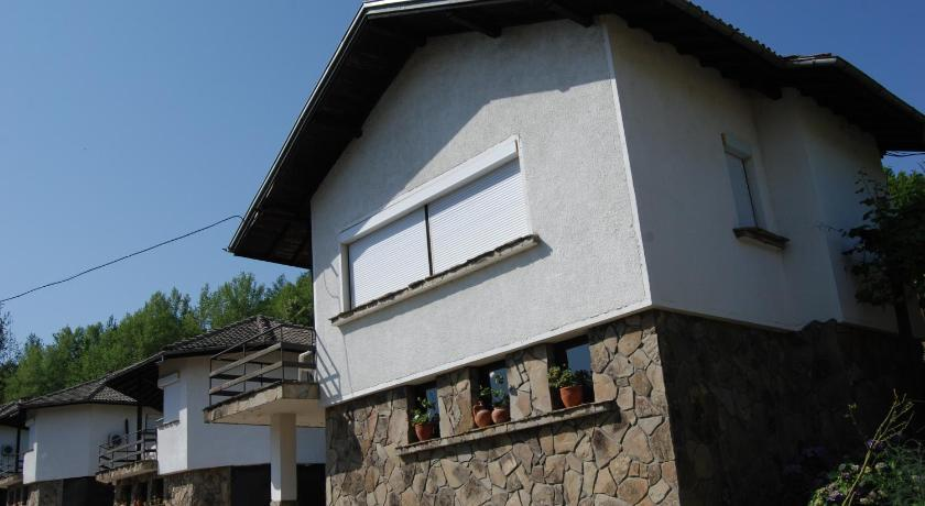 Two-Bedroom House - Balcony/terrace Sveta Gora Hotel