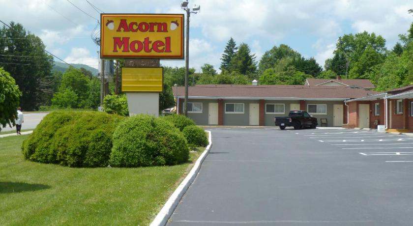 More About Acorn Motel Black Mountain