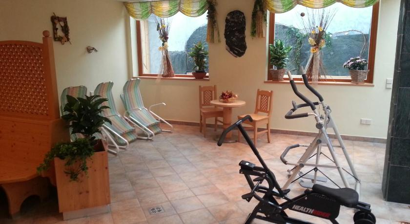 Fitness center Pension Rieder