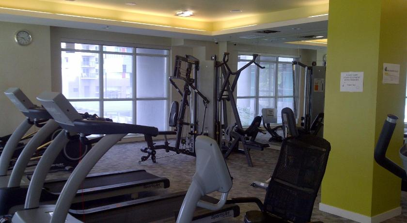 Fitness center Scarborough Centre Luxury Business Suite