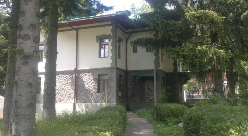 Vila Acvila Str.Cumpatu nr.30 Sinaia