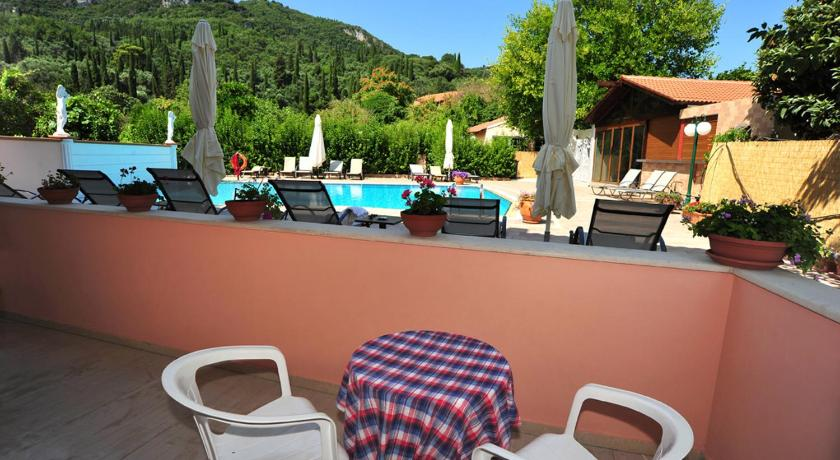 Studio (2 Adults) Apartments Corfu Sun Pool Side
