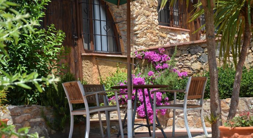 Hotel Galena Mas Comangau 32