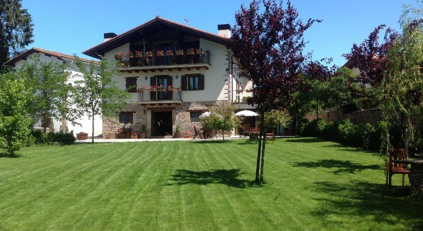 Relais du Silence Hotel Rural Iribarnia 4