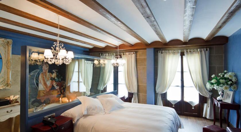 hoteles con encanto en álava  54